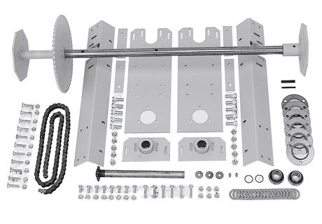 MB2203 - Rear Axle Kit