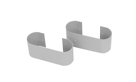 MB318 - Rear Bumpers Kit