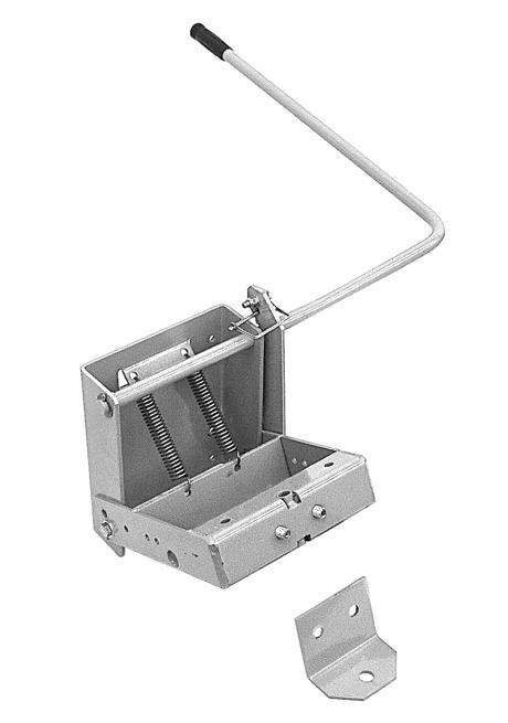MRH35 - Manual Rear Hitch Kit