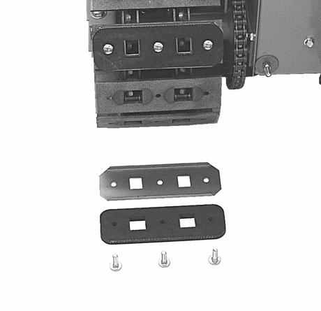 RS58 - Rubber Shoe Kit