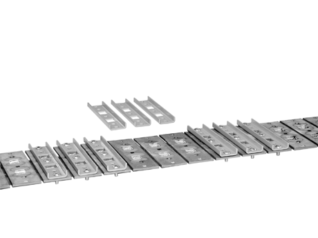 TSO40 - Grouser Shoe Kit