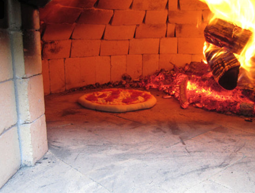 Backyard Wood-Fired Pompeii Oven
