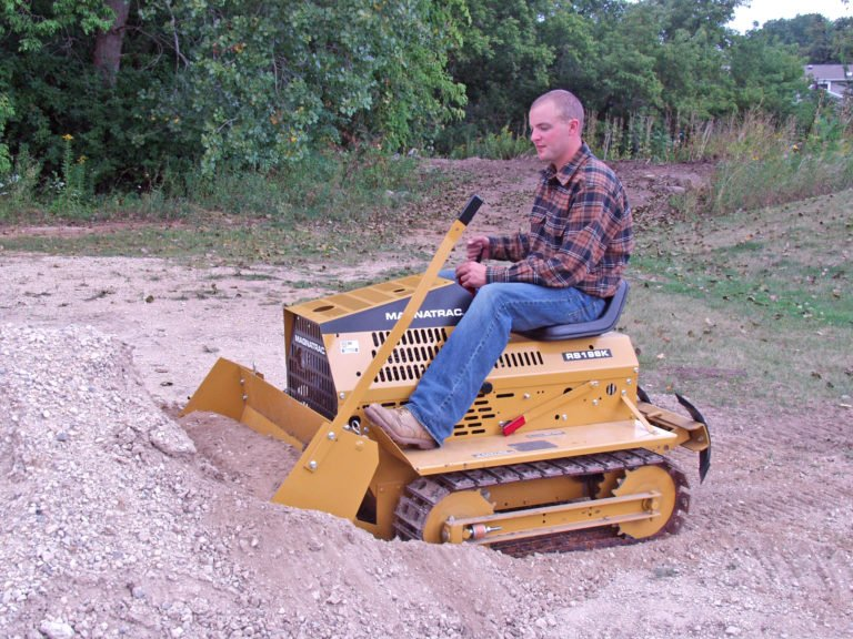 MAGNATRAC RS196K Bulldozer Kit