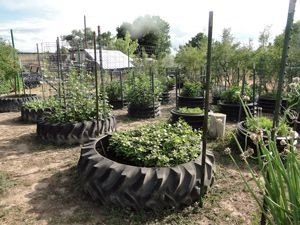 8 uses for your old tractor tires struck corp for Uses for old tyres