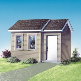 Go with Free Online Blueprints for a DIY Shed