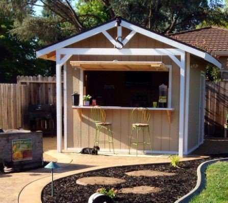 Get Your Shed to Serve a Dual-Purpose