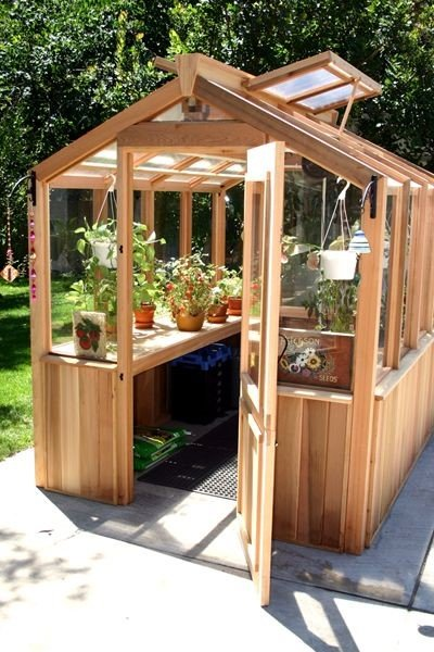 Make Modifications and Convert Those Shed Plans into a Greenhouse
