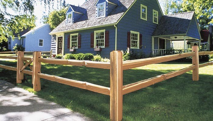 Tips on Building a Rail Fence - Struck Corp