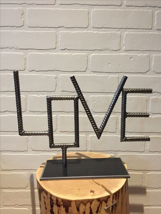 Weld Word Art
