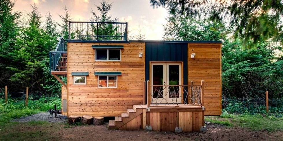 Tiny home - Get Your Lot Ready with a Tractor of Your Own!