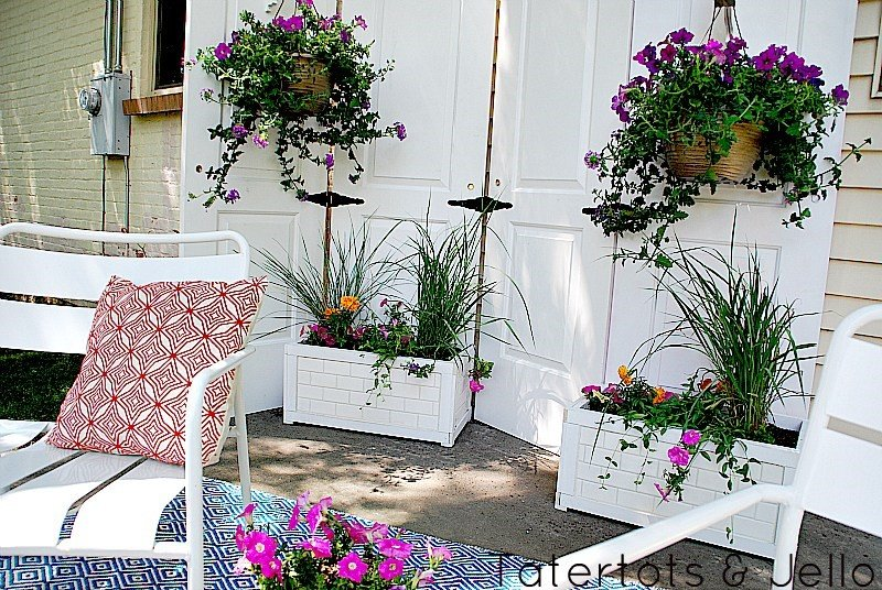 DIY Outdoor Privacy Projects