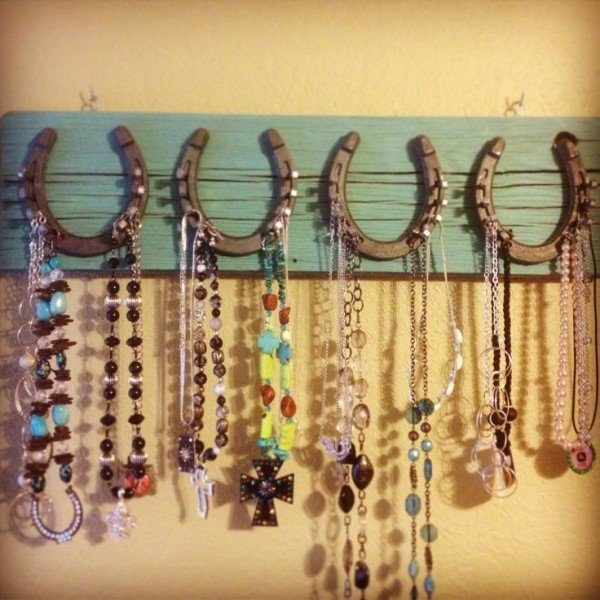 Cowgirl Jewelry Holder