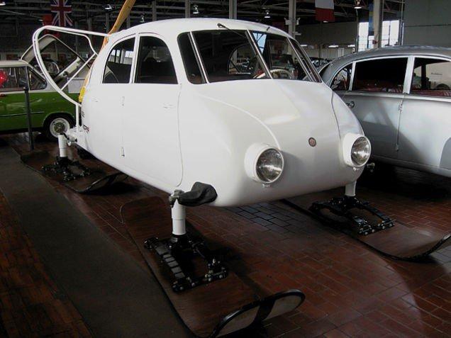 snow vehicles - Tatra Aeroluge
