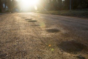 How to Maintain Gravel Roads