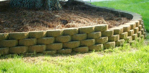 What About Low Retaining Walls? - Building a Retaining Wall