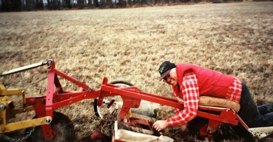 Small Bulldozer Tree Planting Equipment