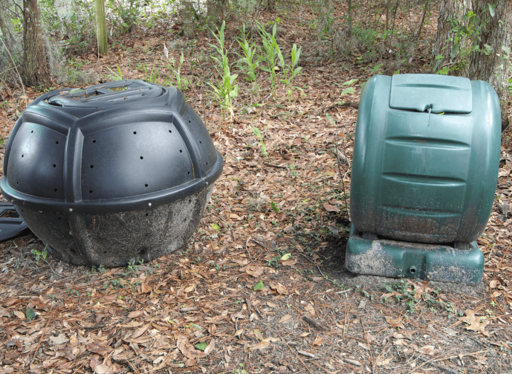 Make a Tumbler, composting at home