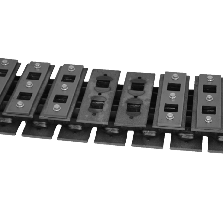 FA-GP58 - Factory Assembly of the GP58 Grouser Plate Kit