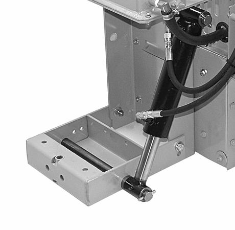HRH35 - Hydraulic Rear Hitch Kit