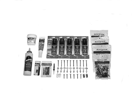 MB319 - Assembly Supplies Kit
