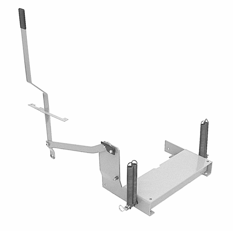 MFH15 - Manual Front Hitch Kit