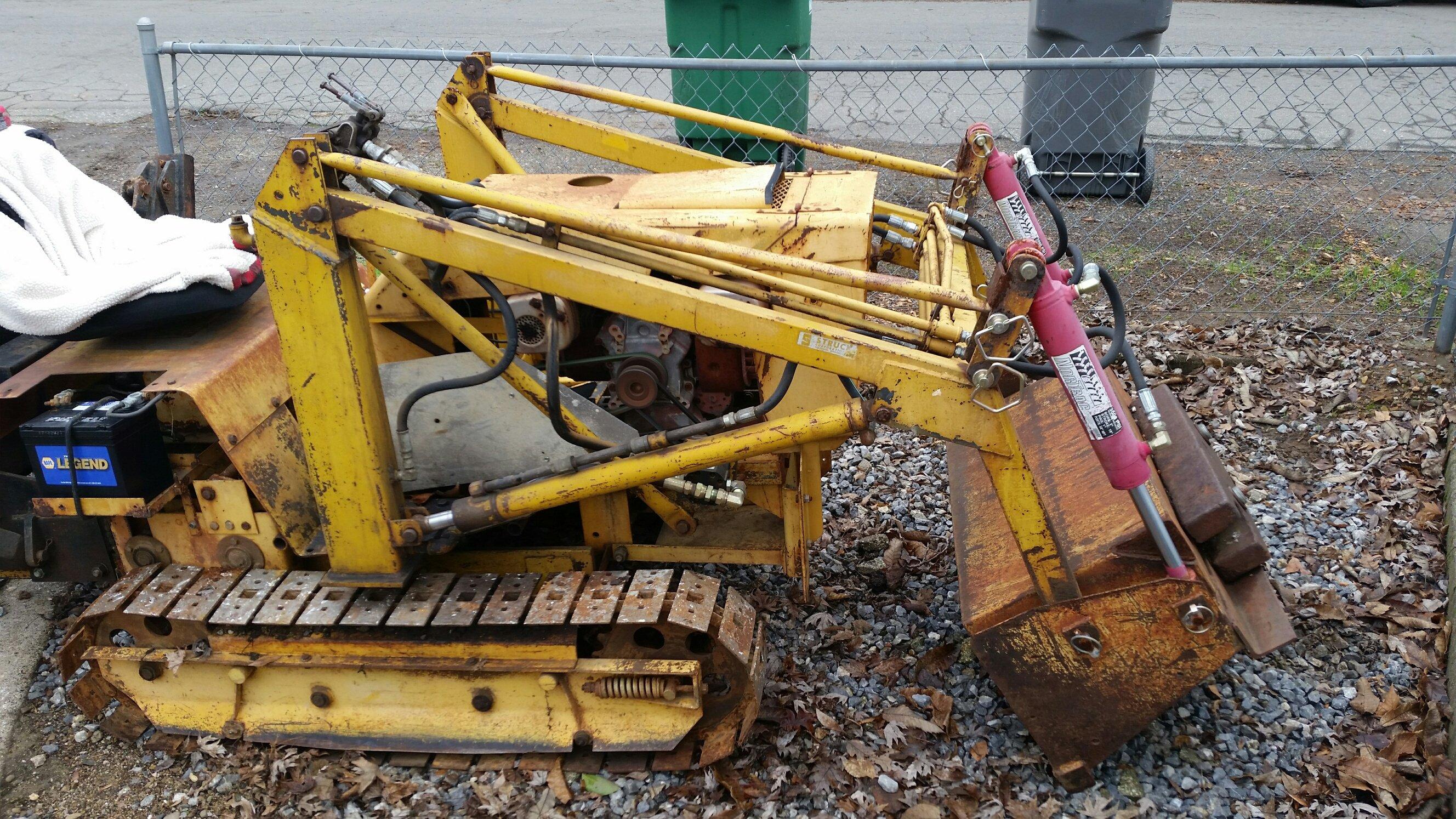 Magnatrac MT1800