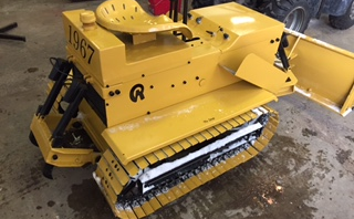 MINI-DOZER MD34,