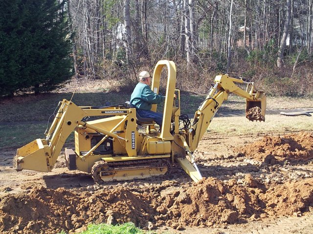 What Can a Tractor Backhoe Be Used For?
