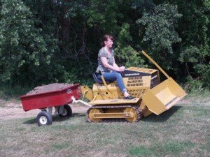MAGNATRAC® RS196K small bulldozer
