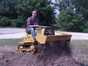 The MINI-DOZER MD196K: Your DIY Mini Bulldozer - Struck Corp