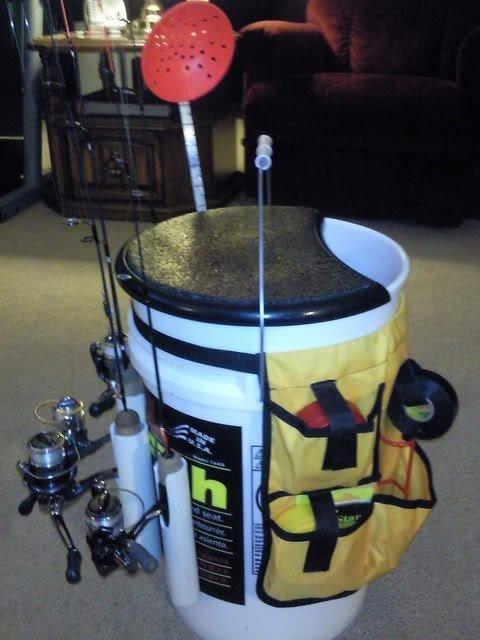 Fishing Seat/Bucket