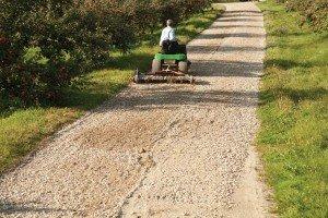 Manage Washouts ASAP - Gravel Roads