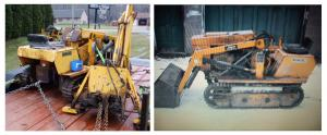 crawler tractor rebuild