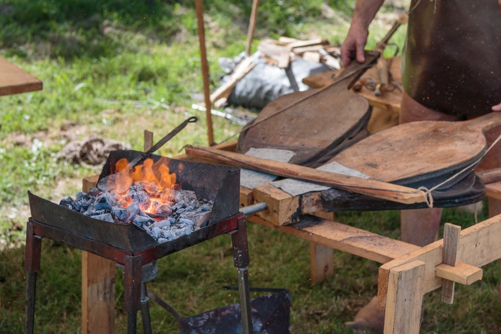 How to Create a DIY Home Forge in 4 Easy Steps