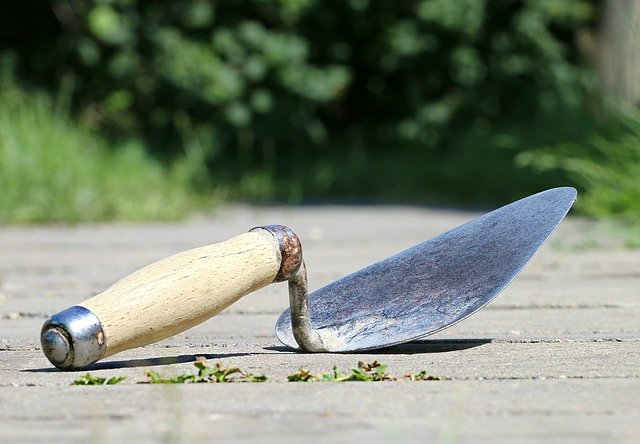 The Trowel or Transplanter