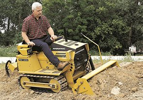 MINI-DOZER MD196K