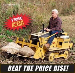 Struck Corp - Compact Crawler Tractors